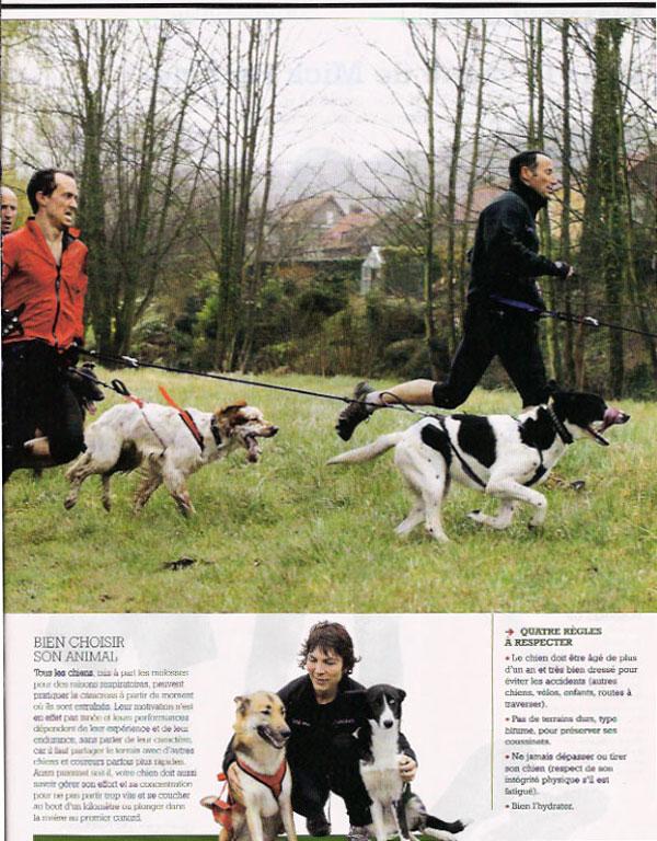 Voltige en photo, canicross et chiens sportifs !!! - Page